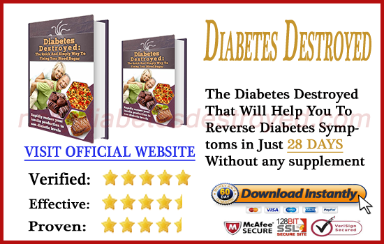 Diabetes Destroyed download