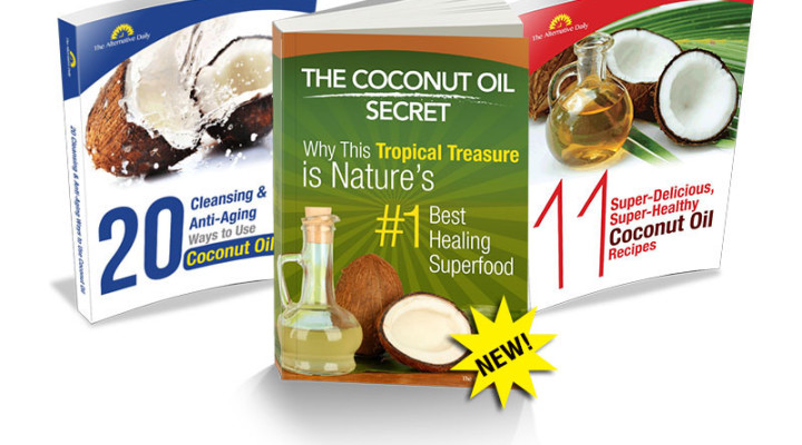 Coconut Oil Secrets guides