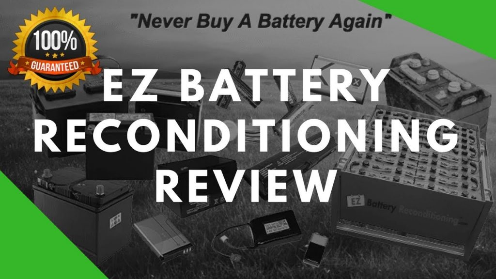 buy ez battery reconditioning